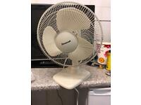 Large desk fan