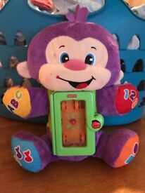 Fisher Price Singing Monkey I Phone