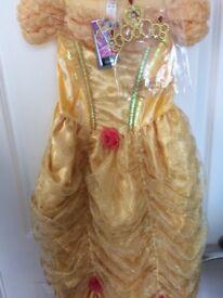 Belle Princess Dress - Brand New / Unworn