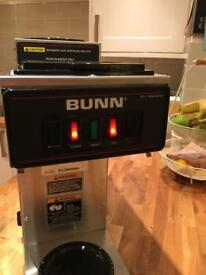 Bunn filter coffee machine