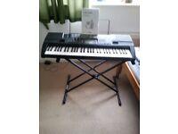 Casio Keyboard (Model CTK-720)