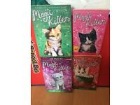 Kids magic kitten story books