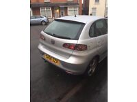 Seat ibiza 1.4 sport dab special edition 12 month mot £650