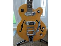 Epiphone Wildkat Korean made Bigsby Epiphone hardcase nicely set up- immaculate
