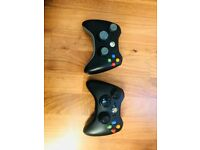 Xbox 360 and Nintendo Wii - very good conditions and games with it
