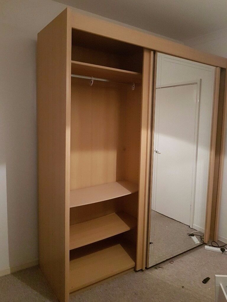finest selection 32b55 5e026 A large used wardrobe for sale | in Canary Wharf, London | Gumtree