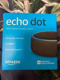 alexa echo dot 3rd generation