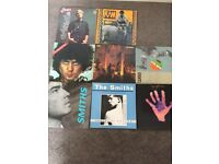 Vinyl records job lot the smiths McCartney Beatles George Harrison ABBA T. rex Scott walker