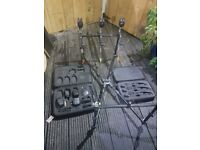 Carp fishing gear