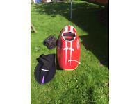 Mega Scarab Surf Kayak