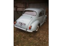 1965 Morris Minor 1000cc 2 door