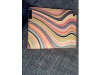 Genuine Paul Smith swirl Ipad 2 case