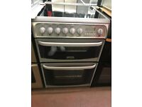 60CM SILVER CANNON ELECTRIC COOKER