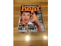 Rare - No. 1 Issue of HEAT Magazine 1999