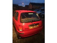 Nissan Micra - LOW MILEAGE/LADY OWNER/EXCELLENT CONDITION