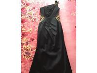 Jane Norman long evening dress size 8