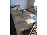 Dining Table For Sale In Kzn Darren 4 SeaterTables VryheidCharming Used Room Chairs Photos 3D House