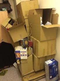 Moving box (large,medium)