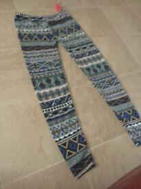 womens pattern leggings