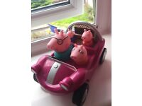 Peppa Pig, Lego and little tikes car *bundle*