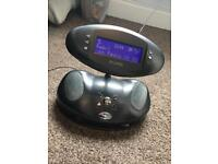 Digital bug radio