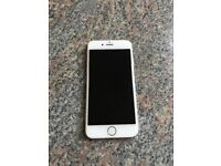 IPhone 6 16GB Silver excellent condition