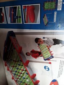 Smoby football table new in packaging age 4+