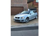 BMW 320 convertible Top spec