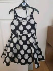 Girls party dress age 5