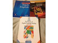 ESOL EFL EAL CELTA Books