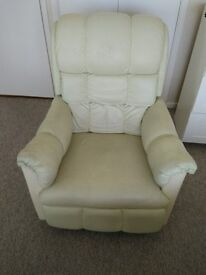 Comfortable-recliner chair