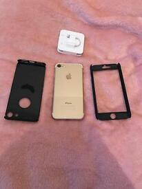 iPhone 7 gold 128