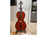 Stentor Student II Cello 4/4