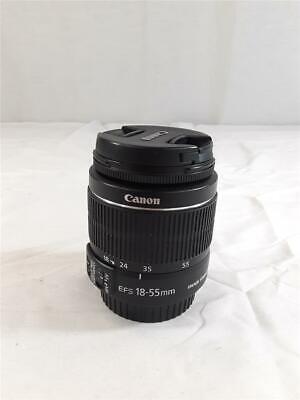 Canon EFS 18-55mm lens 1:3.5-5.6 II