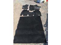 Mercedes Vito dualiner full mat set