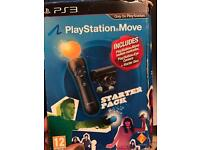 PlayStation move starter pack PS3