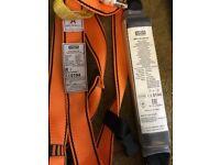 Latchways transfastener safety harness