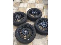 Fox Alloys/Wheels [195/45R16] (Corsa)(Focus)