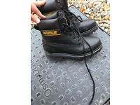 Catapillar size 5 boots