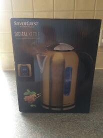 Brand new kettle.