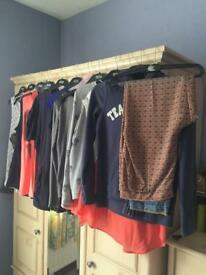 Ladies Clothes Bundle (12 Items) - Price Is For All But I Will Sell Separately