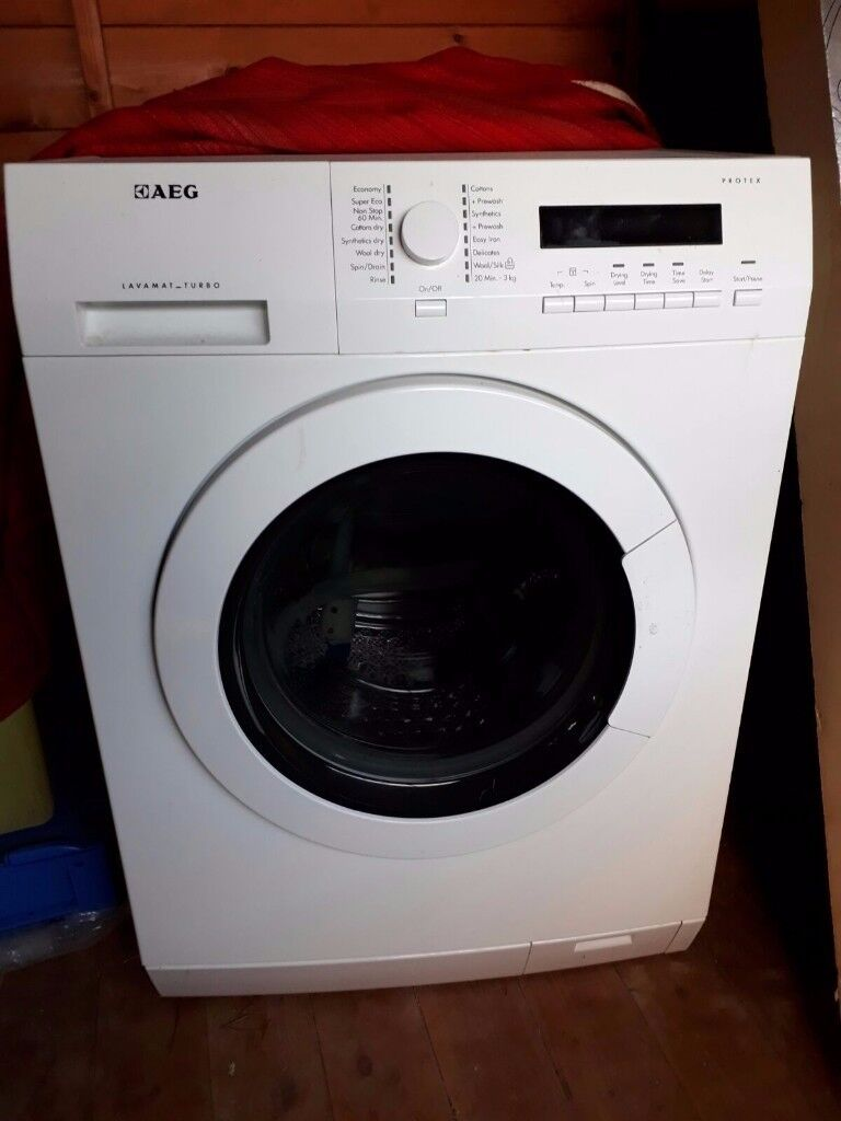 Washing machine and dryer AEG £500+ when new