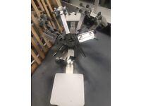 Ryonet Silverpress Screen Print Machine