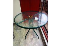 garden patio table set