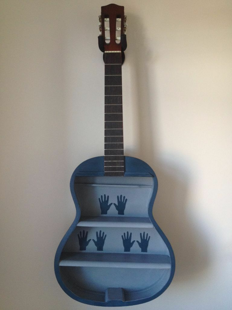 Iron and wine guitar