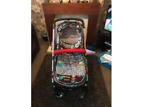 Mamas and papas sola 2 red pushchair good condition