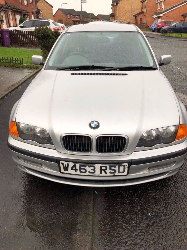 2000 bmw 3 series 1 year mot reliable car for quick sale in southside glasgow gumtree. Black Bedroom Furniture Sets. Home Design Ideas