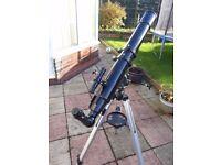 CELESTRON POWERSEEKER TELESCOPE 80 EQ