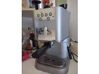 Baby Gaggia espresso machine in good conditions