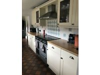 Second hand shaker style Kitchen - all units included (appliances can be included)
